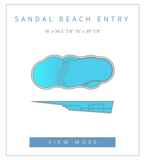 Click here to explore Sandal Beach pools